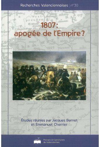 1807 : apogée de l'empire ?