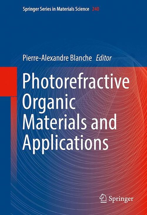 Photorefractive Organic Materials and Applications