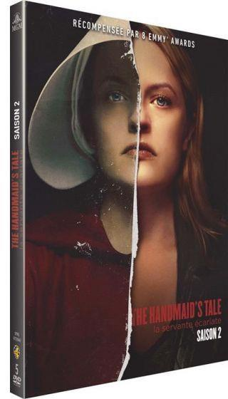 coffret the handmaid's tale, saison 2