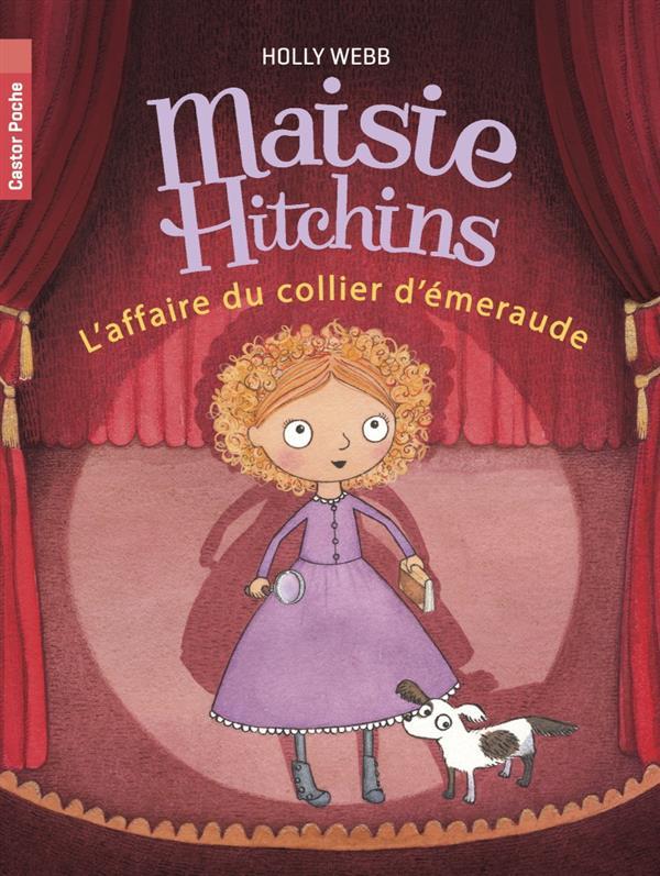 Maisie Hitchins t.2 ; l'affaire du collier d'émeraude