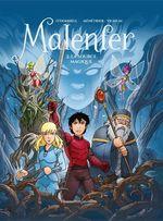 Vente Livre Numérique : Malenfer (Tome 2) - La source magique  - Cassandra O'Donnell