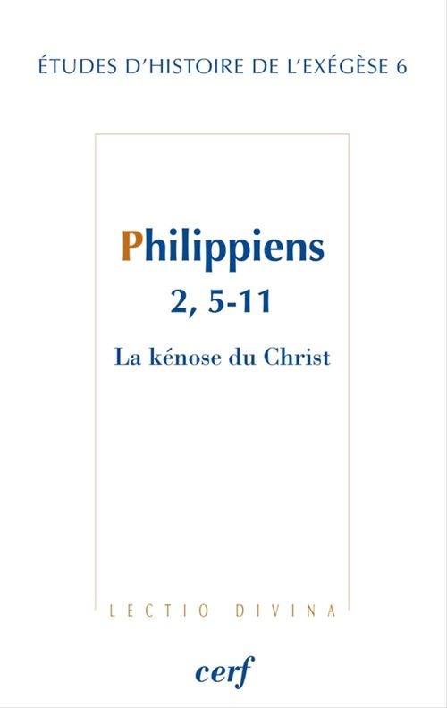 Philippiens 2, 5-11