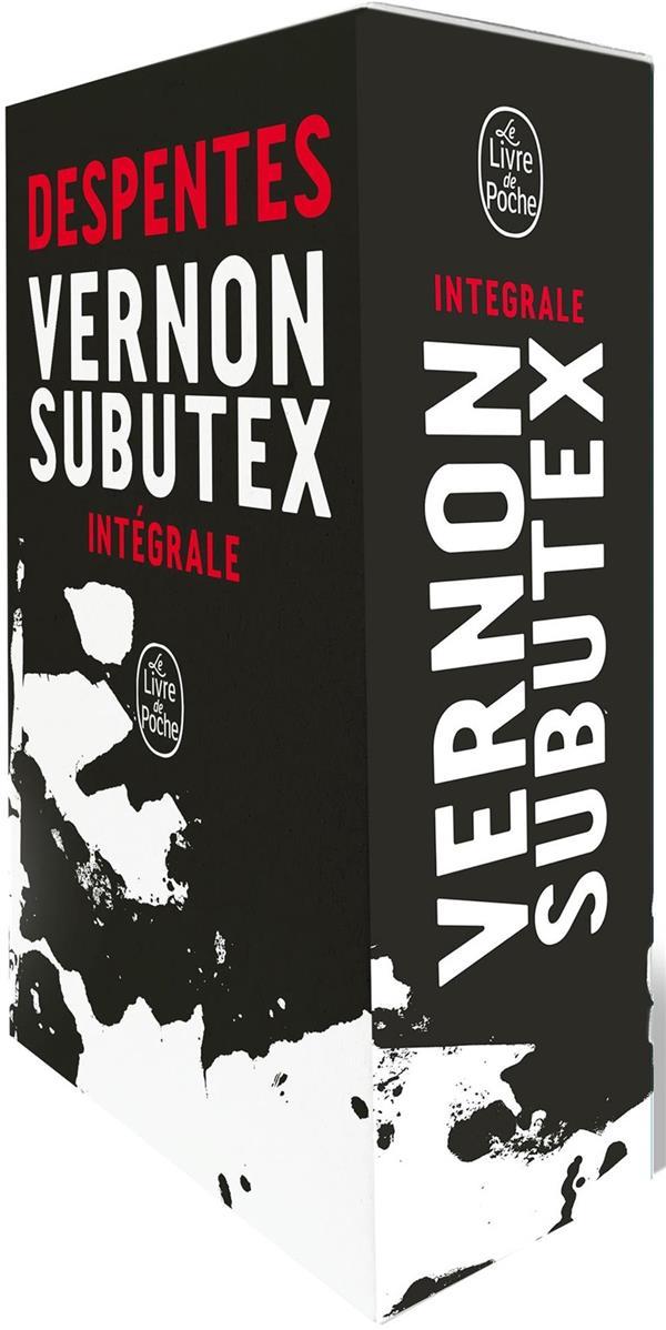 Vernon Subutex Coffret T 1 A T 3 Virginie Despentes Librairie Generale Francaise Poche Le Hall Du Livre Nancy