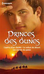 Vente Livre Numérique : Princes des dunes  - Penny Jordan - Sharon Kendrick - Kate Walker