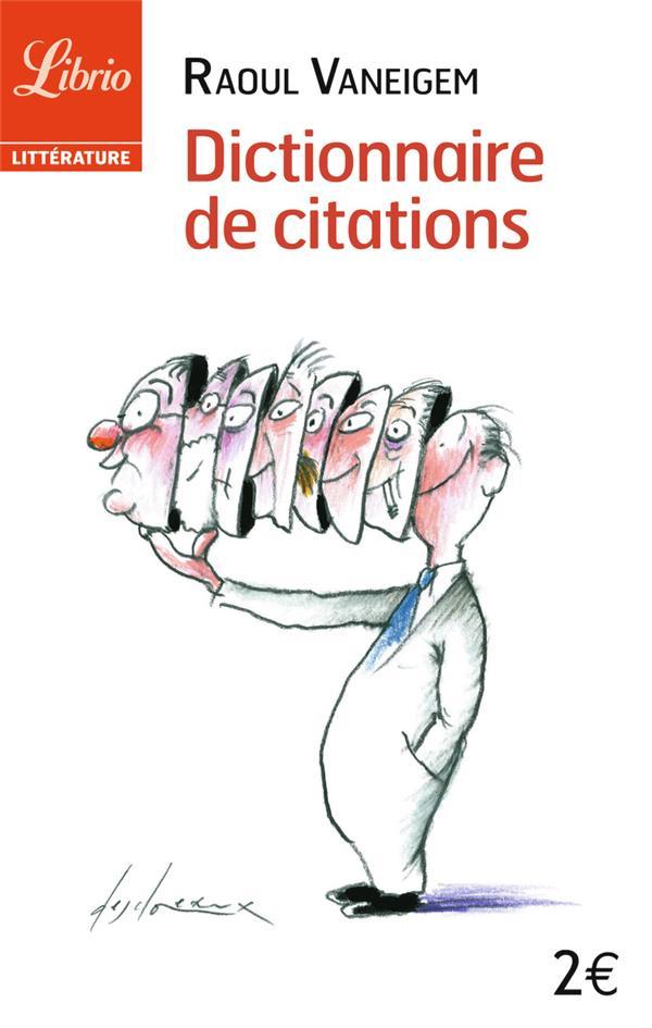 Dictionnaire de citations