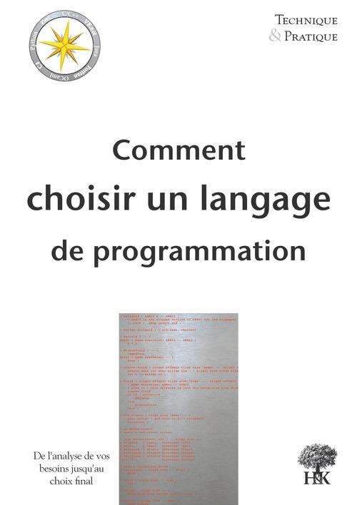 Comment choisir un langage de programmation