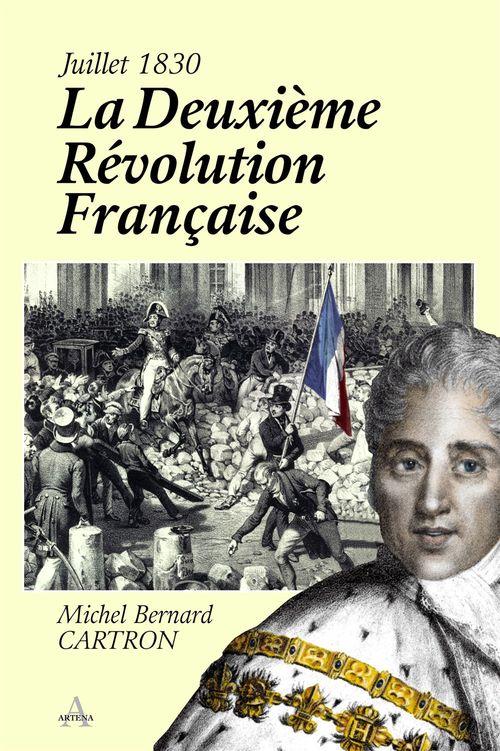 La deuxieme revolution francaise 1830