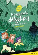 Vente Livre Numérique : Les apprentis détectives - Le trésor de Victor  - Agnès Laroche