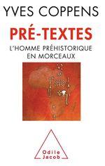 Vente Livre Numérique : Pré-textes  - Yves Coppens