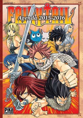 Agenda Fairy Tail 2015-2016