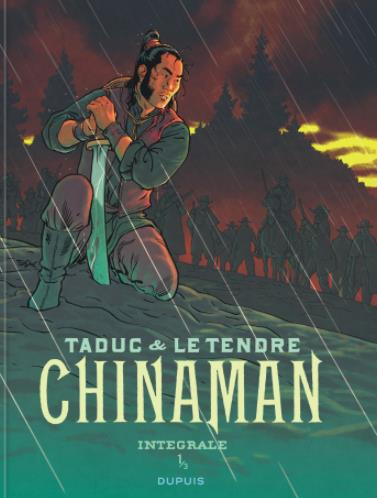 Chinaman ; INTEGRALE VOL.1 ; T.1 A T.3