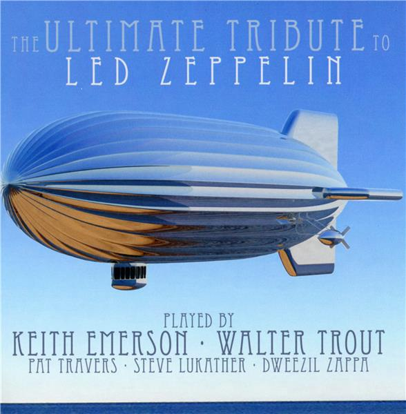 Led Zeppelin - the ultimate tribute