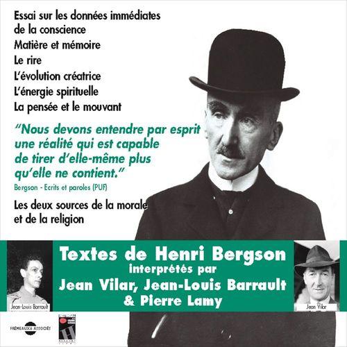 Henri Bergson. Textes