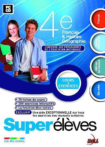 Supereleves ; 4eme ; francais/histoire-geographie