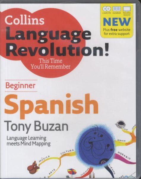 Spanish Beginner ; Language Revolution