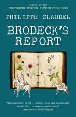 Vente Livre Numérique : Brodeck's Report  - Philippe Claudel