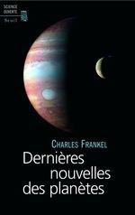 Vente Livre Numérique : Dernières Nouvelles des planètes  - Charles Frankel