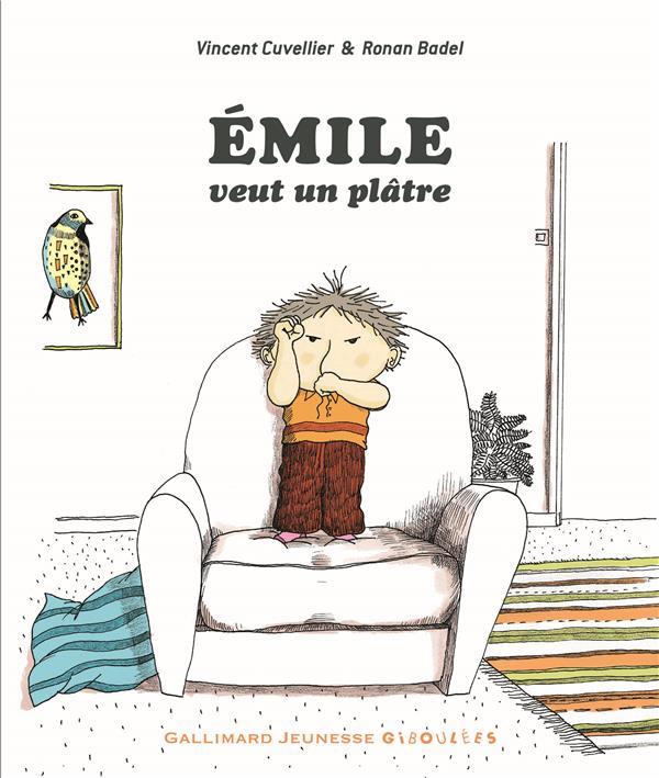 Emile veut un plâtre