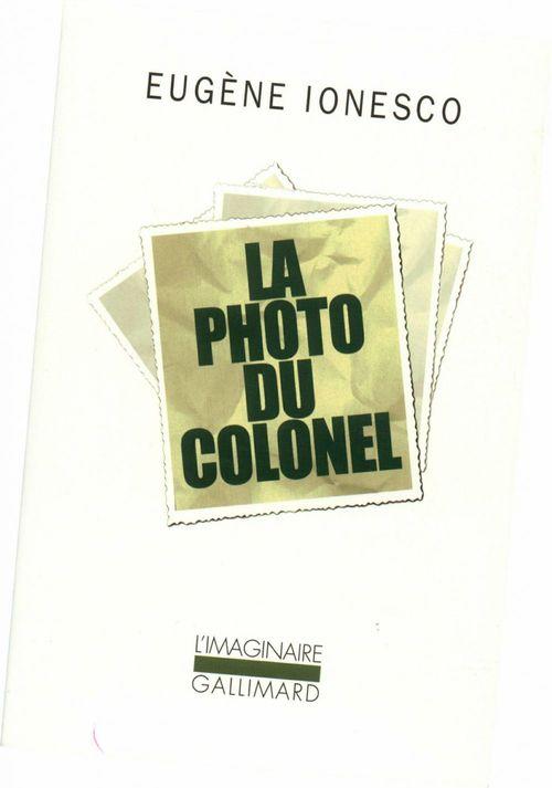 La photo du colonel