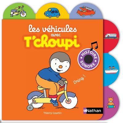 Les Vehicules Avec T'Choupi