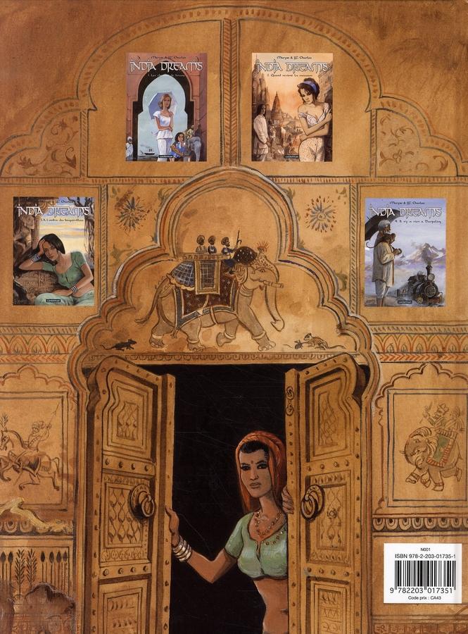 India dreams t.5 ; trois femmes