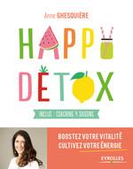 Vente Livre Numérique : Happy Détox  - Anne Ghesquière