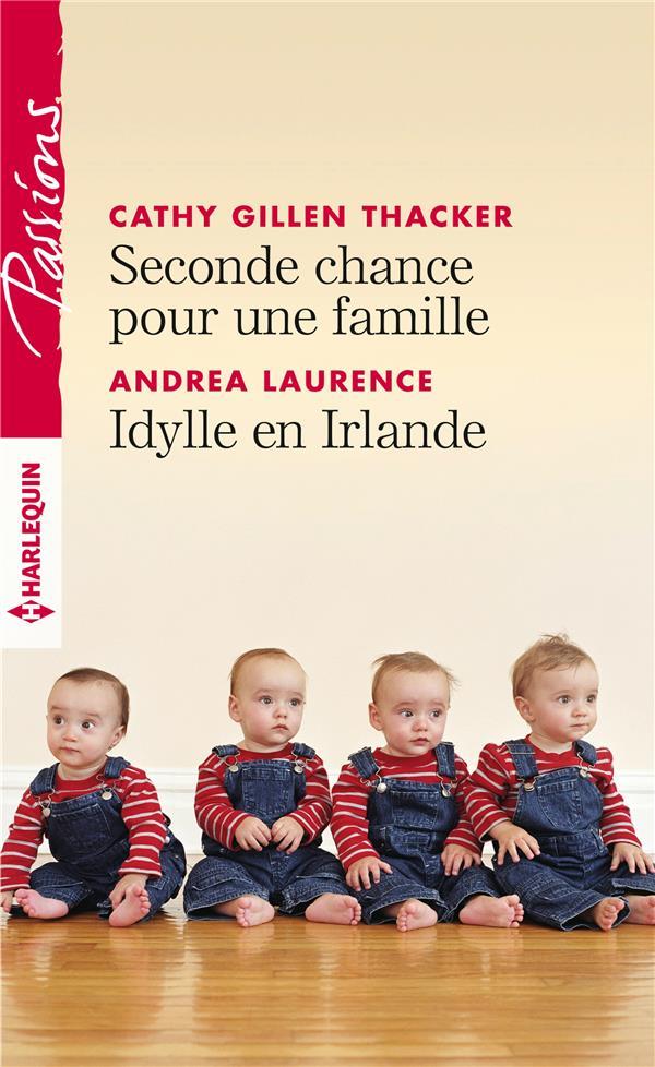 Seconde chance pour une famille ; idylle en Irlande