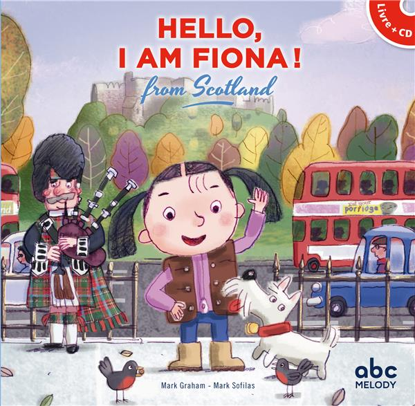 Hello, i am fiona ! from scotland