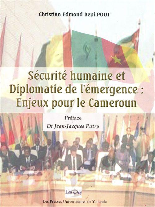 Sécurité humaine et diplomatie de l'émergence: enjeux pour le Cameroun