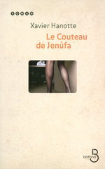 Vente Livre Numérique : Le Couteau de Jenufa  - Xavier Hanotte