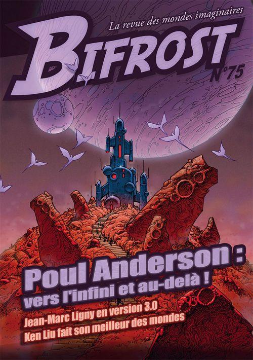 Bifrost t.75 ; dossier Poul Anderson