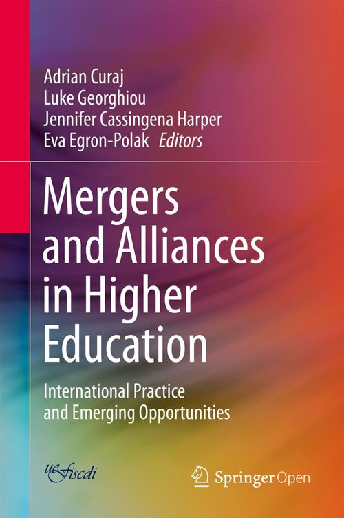Mergers and Alliances in Higher Education