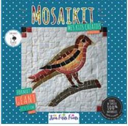 Mosaikit ; oiseau