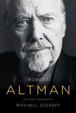 Vente Livre Numérique : Robert Altman  - Mitchell Zuckoff