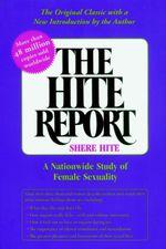 Vente Livre Numérique : The Hite Report  - Shere Hite