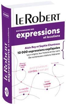 DICTIONNAIRE DES EXPRESSIONS ET LOCUTIONS - POCHE+