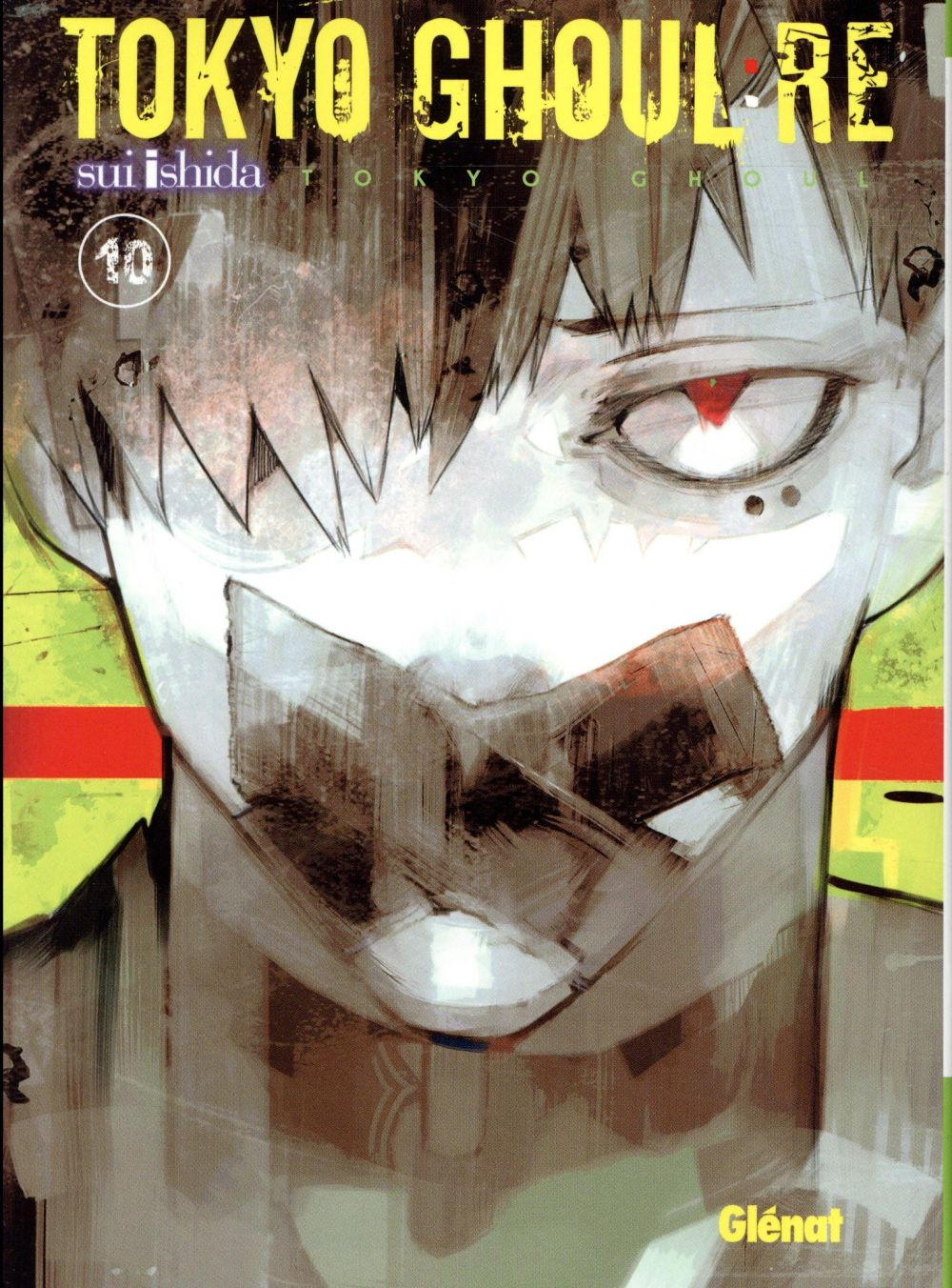 Tokyo ghoul : Re T.10