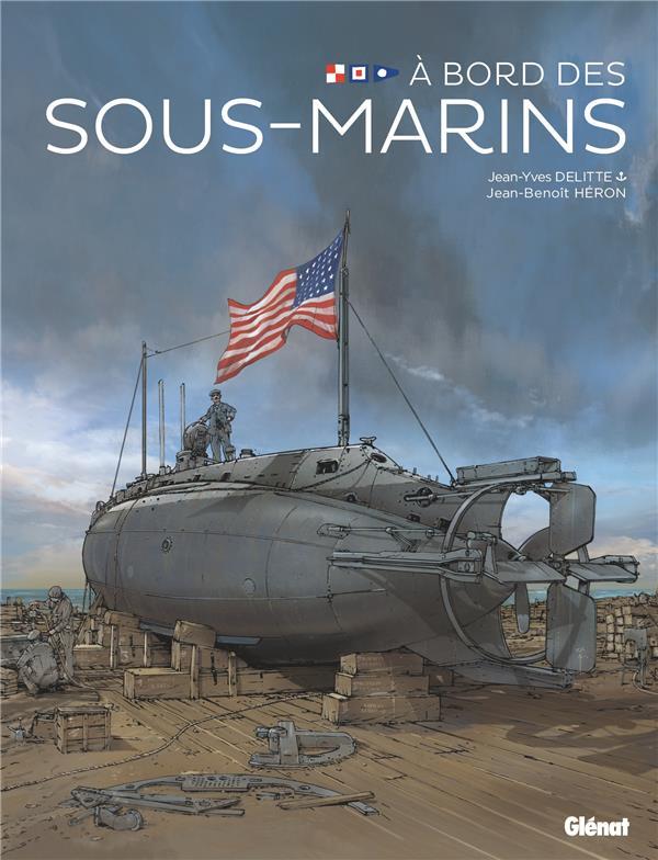 à bord des sous-marins
