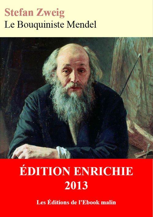 Le Bouquiniste Mendel (édition enrichie)