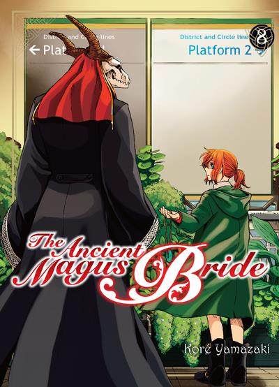 The ancient magus bride T.8