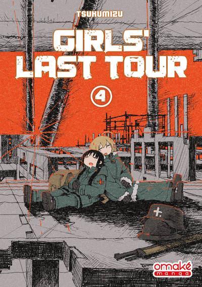 Girls last tour T.4
