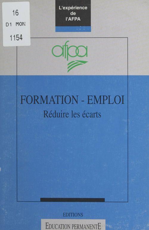 Formation - emploi