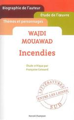 Couverture de Wajdi Mouawad - Incendies