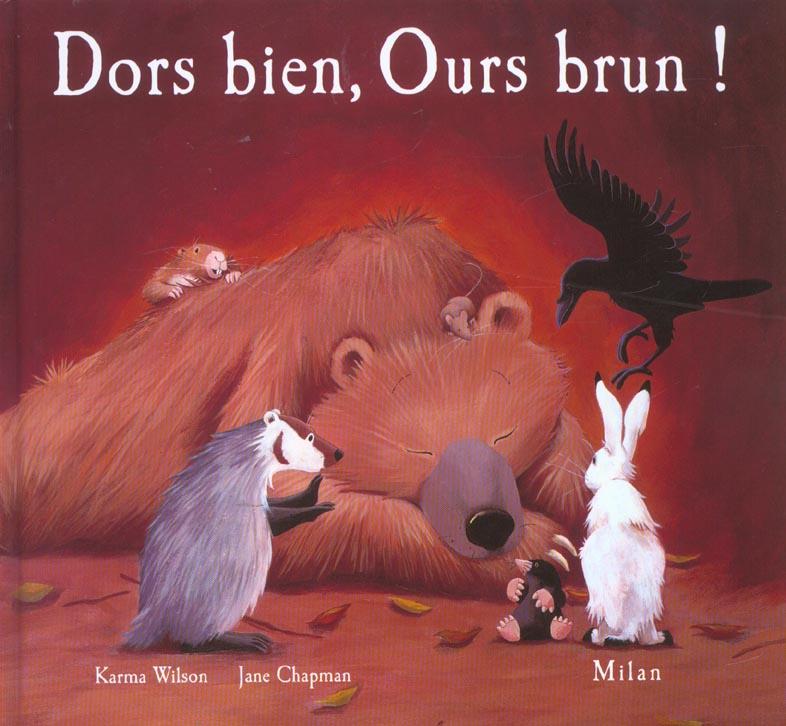 Dors bien, ours brun