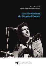 Vente Livre Numérique : Les révolutions de Leonard Cohen  - Gérard Rabinovitch - Chantal Ringuet