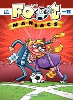 Vente Livre Numérique : Les Footmaniacs  - Jenfèvre - Cazenove