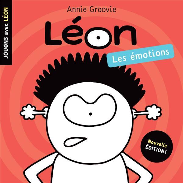 Jouons avec Léon ; les émotions