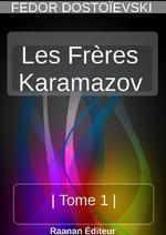 Vente Livre Numérique : LES FRÈRES KARAMAZOV -1  - FEDOR DOSTOÏEVSKI