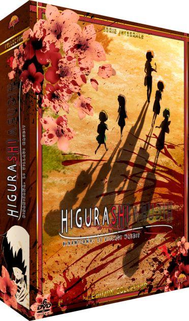 Higurashi : Hinamizawa, le village maudit - Intégrale de la Saison 1
