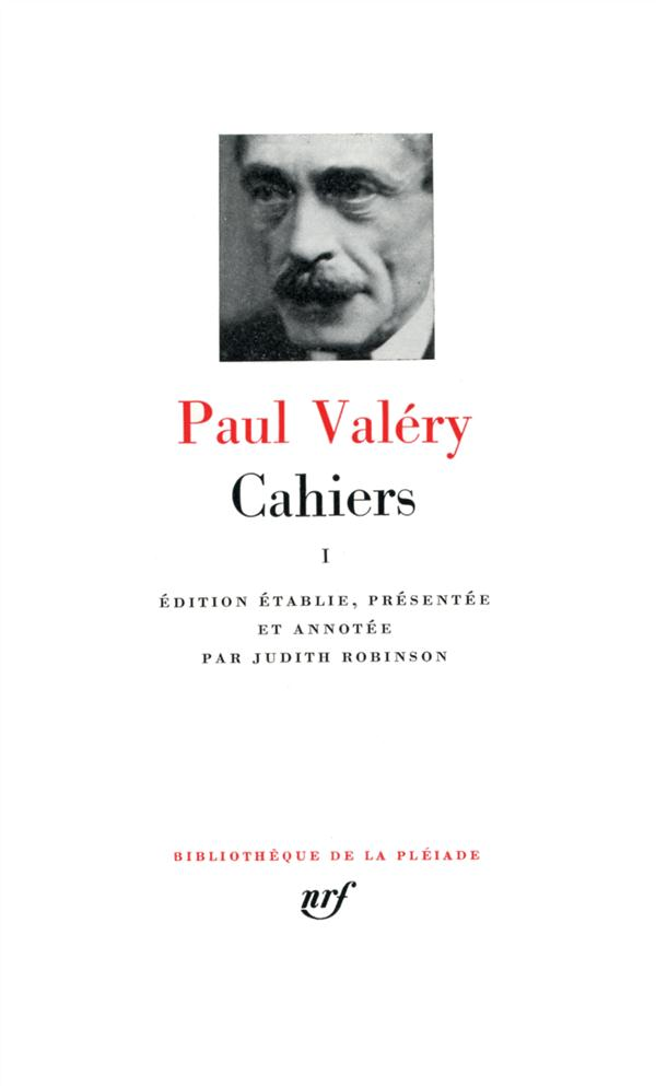 Cahiers t.1